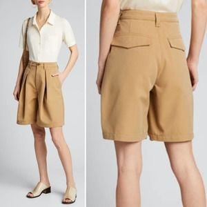 GOLDSIGN The Balloon Pleated Shorts NWT
